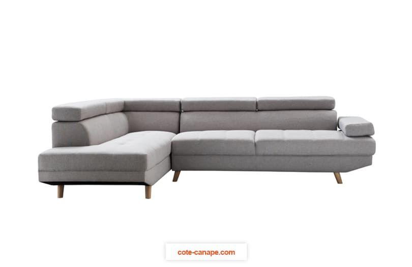 Avis canapé d'angle LINNEA UsineStreet