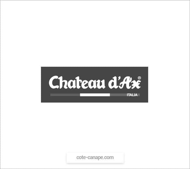 Marque de canapés Chateau d'Ax