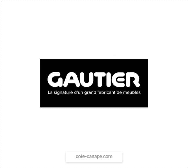 Marque de canapés Gautier