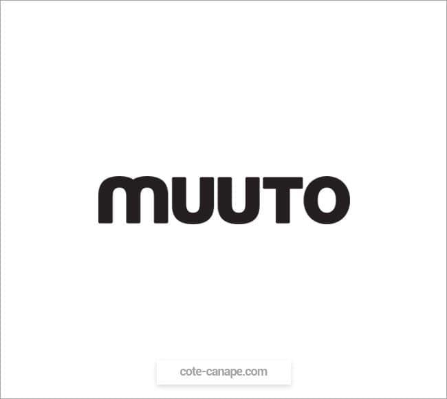 Marque de canapés Muuto