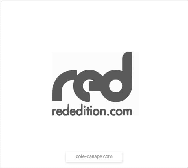 Marque de canapés Red Edition