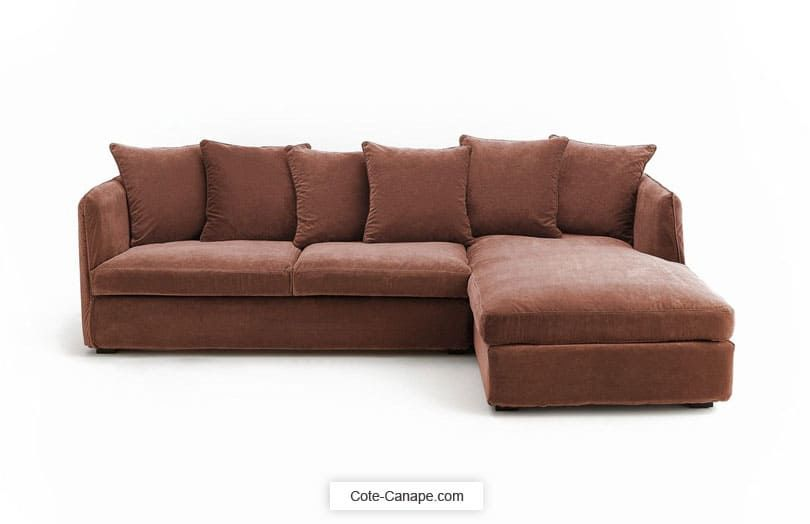 Avis canapé d'angle NEO CHIQUITO AMPM