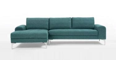 Canapé d'angle modulable Vittorio de Made.com