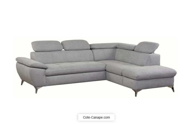 site réputé 6a227 396f8 ALLY : Le canapé d'angle convertible utlra-confortable pour ...