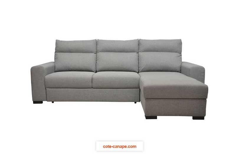 Canapé d'angle Parny chez Camif