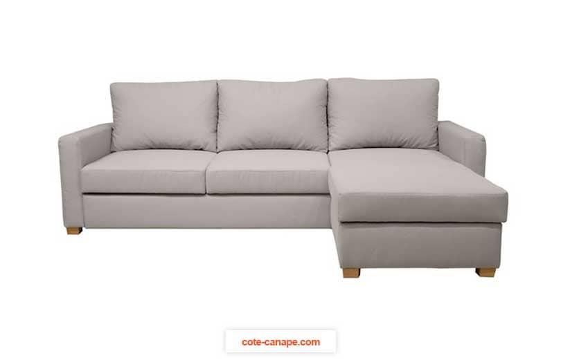 canapé d'angle Prarz de chez Camif