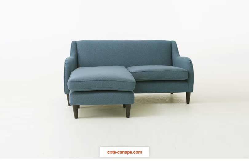 Petit canapé d'angle Helena de Made.com